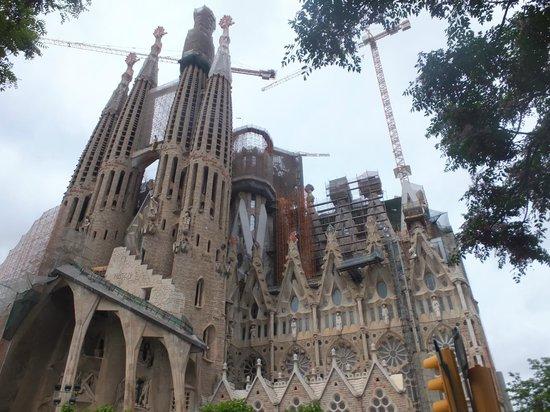 Catalonia Diagonal Centro: Sagrada Familia