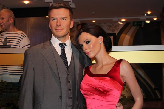 Madame Tussauds London : :)