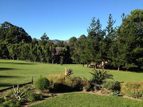 A'Volonte Lodge: Idyllic spot about an hour east of CPT airport