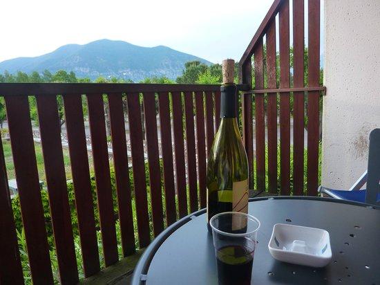 Iseo Lago Hotel: terrace again