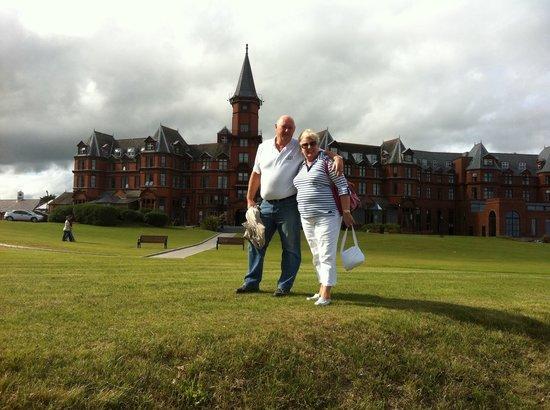 Slieve Donard Resort and Spa: Last year