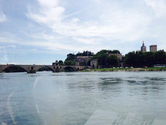 Les Croisieres Mireio: Vue du bateau