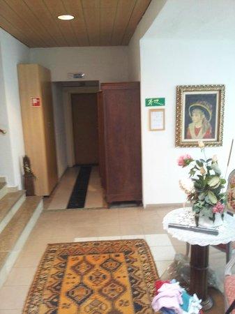 Park Hotel Rovio-Albergo del Parco: pallier chambres