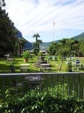 Park Hotel Rovio-Albergo del Parco : de beaux extérieurs