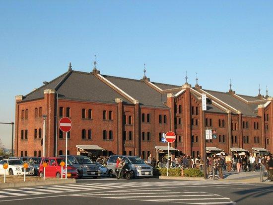 Yokohama Red Brick Warehouse : ...