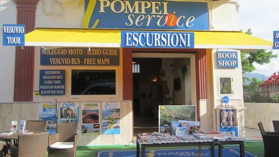 Pompei Service