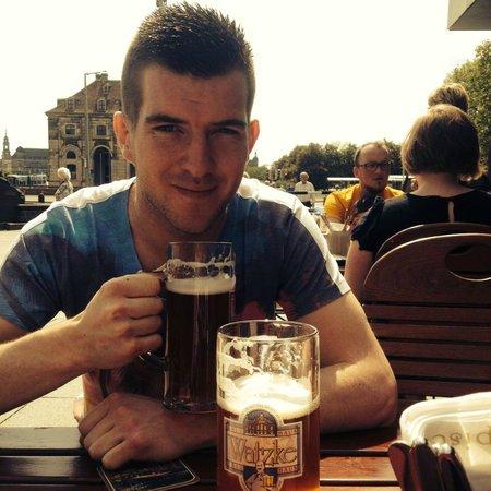 Watzke Brauereiausschank am Goldenen Reiter: Watzke pils