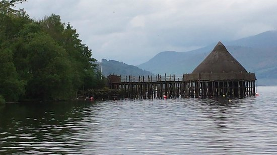 The Scottish Crannog Centre : A step back in time