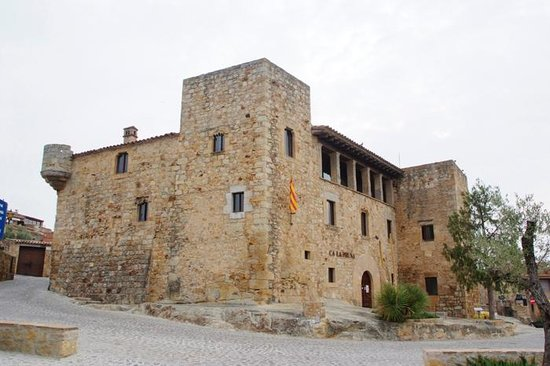 Pals, Espagne : ca la pruna