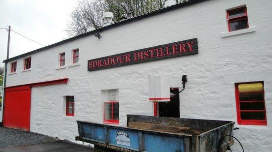 Edradour Distillery: Edradour