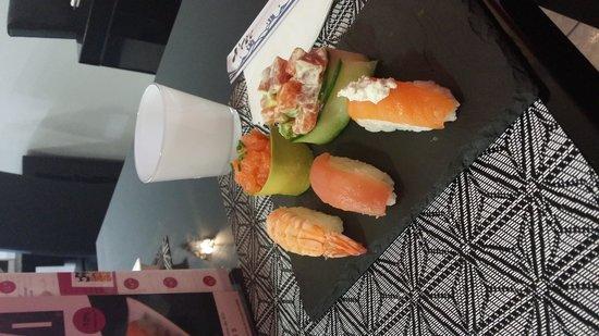 miam miam sushi