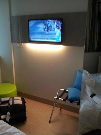 B&B Hotel Milano Sesto San Giovanni: chambre