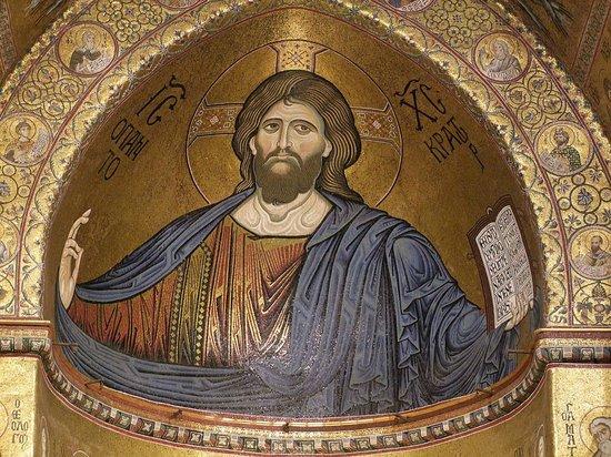 Duomo di Monreale: Cristo Pantocratore