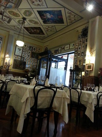 Ristorante Donatello: Another view of this beautiful hotel