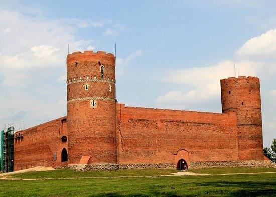 Цеханув, Польша: Ciechanów Castle, Poland