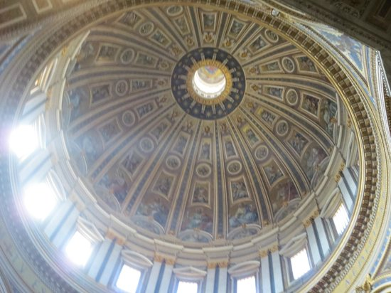 Private Guides of Italy - Day Tours & Excursions: Such detail even in the ceilings