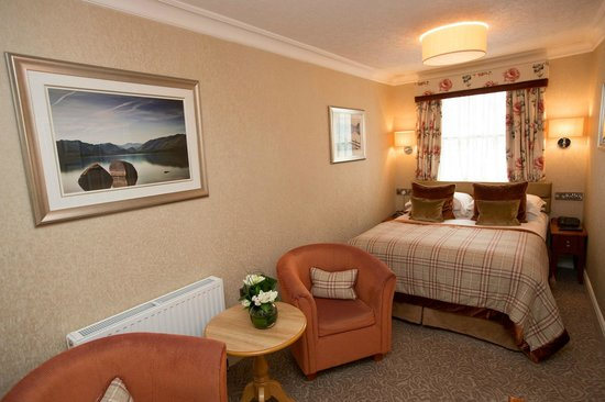 The Kings Arms Hotel: Newly refurbished bedrooms
