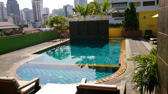 Woraburi Sukhumvit Hotel and Resort: Cool Pool