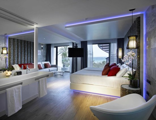 hard rock hotel ibiza playa d 39 en bossa reviews photos price comparison tripadvisor. Black Bedroom Furniture Sets. Home Design Ideas