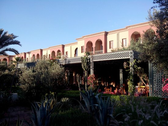 Club Eldorador Palmeraie: Dining Area