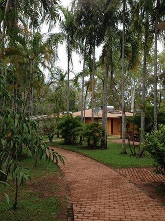 Cooinda Lodge Kakadu: Grounds