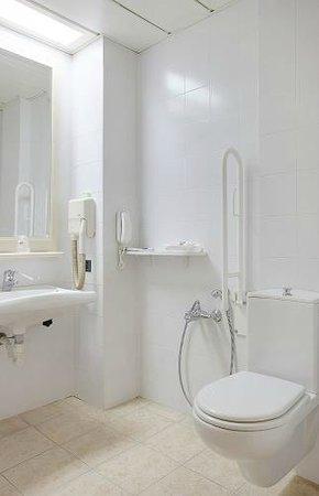 BEST WESTERN Park Hotel: Bagno disabili