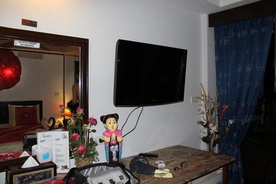 Casa e Mare: Телевизор