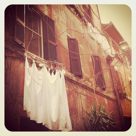 Hotel De Petris: rue de Rome