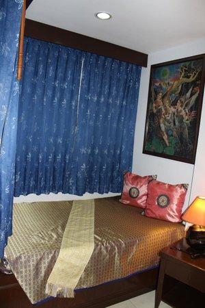 Casa e Mare: Можно использовать как дополнительную кровать и для детей