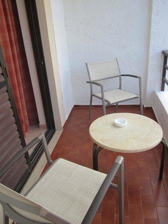 King Minos Palace Hotel : Balcony