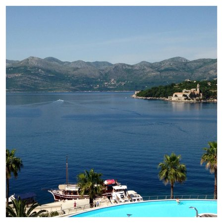 Lafodia Hotel & Resort : View from 6th floor