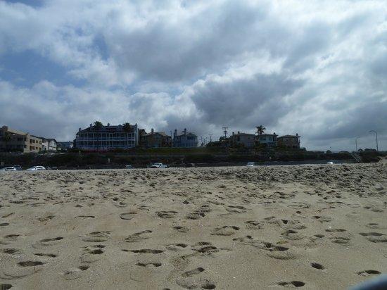 Carlsbad by the Sea Resort : Carlsbad Beach 1 mile away