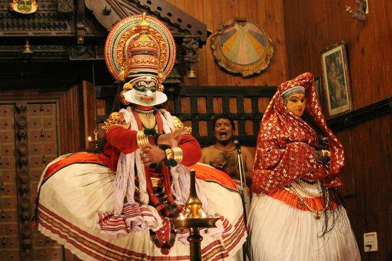 Kerala Kathakali Centre: Kathakali dance