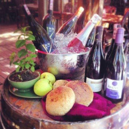 Ev Restaurant: Great selection!!!!