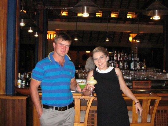 Paradis Beachcomber Golf Resort & Spa : best cocktails