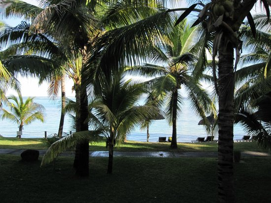 Paradis Beachcomber Golf Resort & Spa : Room view