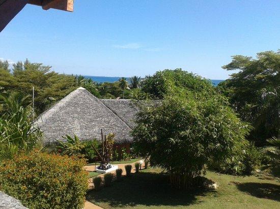Orangea Village : Hotel Reseption