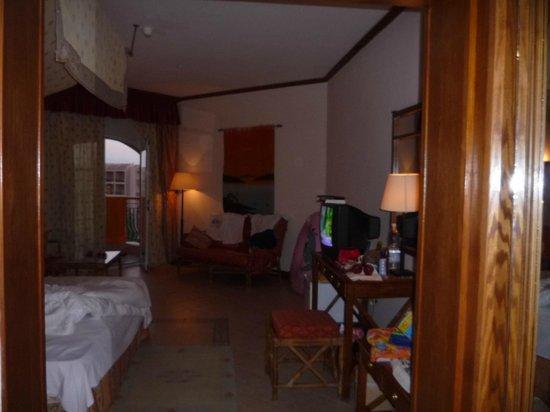 Siva Grand Beach Hotel : номер