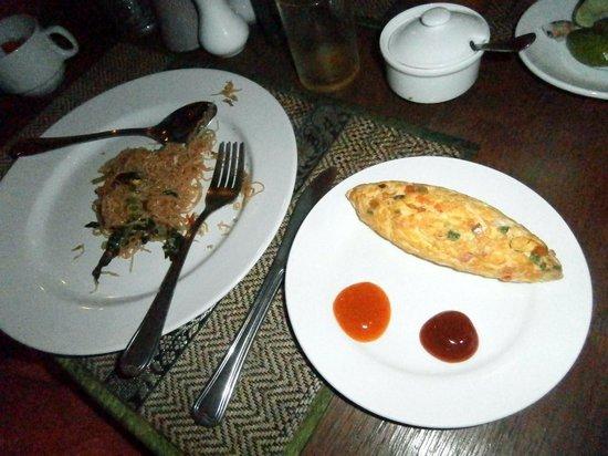 MotherHome Guesthouse: petit dejeuner