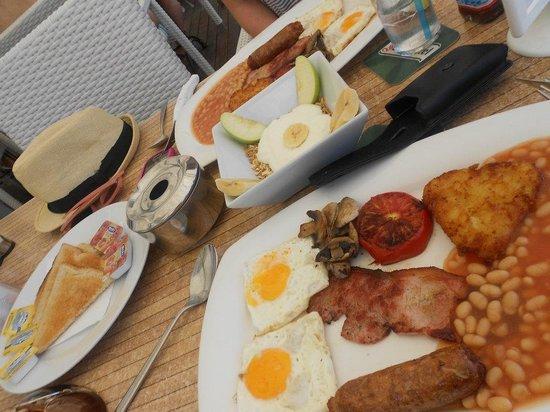 Foxy's: Foxy´s Breakfast