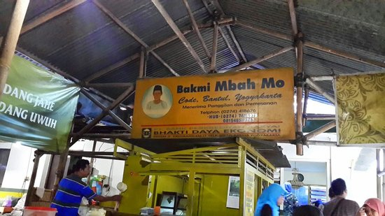 Bakmi Mbah Mo