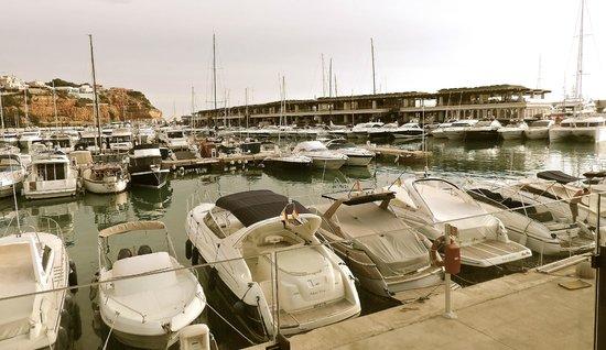 Port Adriano: The Marina and Arcade