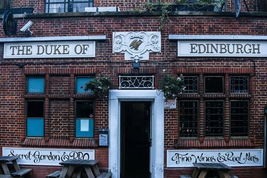 The Duke Of Edinburgh - Brixton