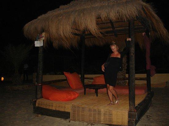 Club Marmara Zahra : sur la plage