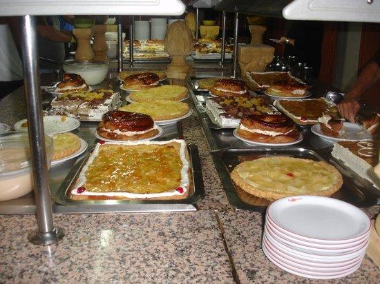 Club Marmara Zahra : buffet dessert