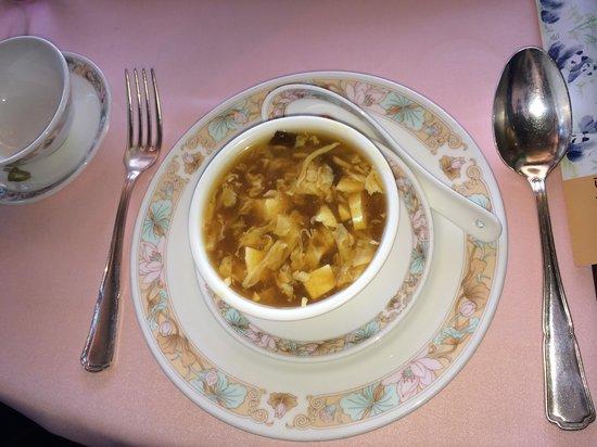 Tse Yang: Sweet and sour soup