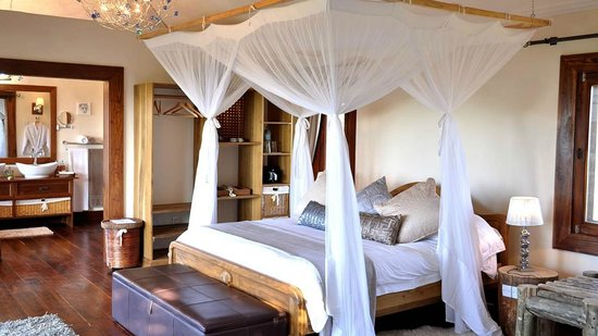 Escarpment luxury Lodge - bedroom
