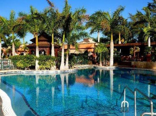 Green Garden Resort & Suites: Resort