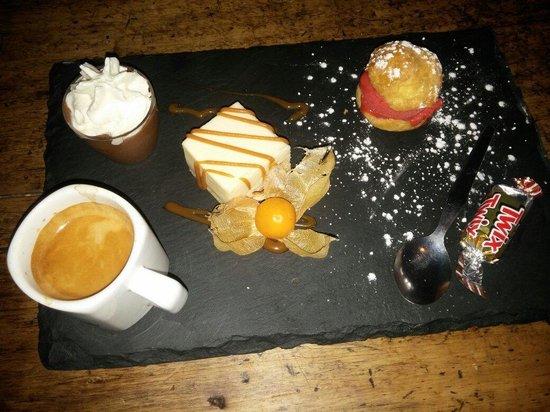 Digor Kalon : café plus que gourmand :)