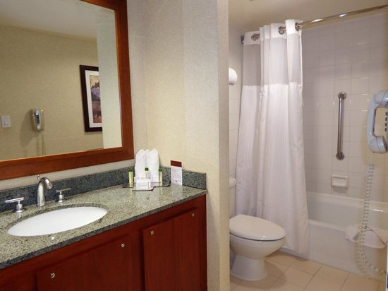 DoubleTree Suites by Hilton Hotel New York City - Times Square : Bathroom